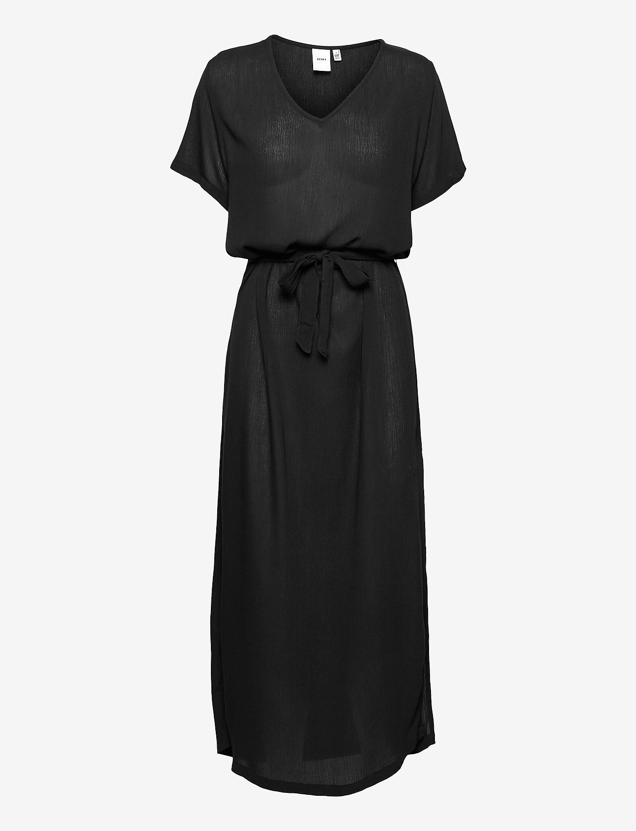 ICHI - IHMARRAKECH SO DR4 - maxi dresses - black - 0