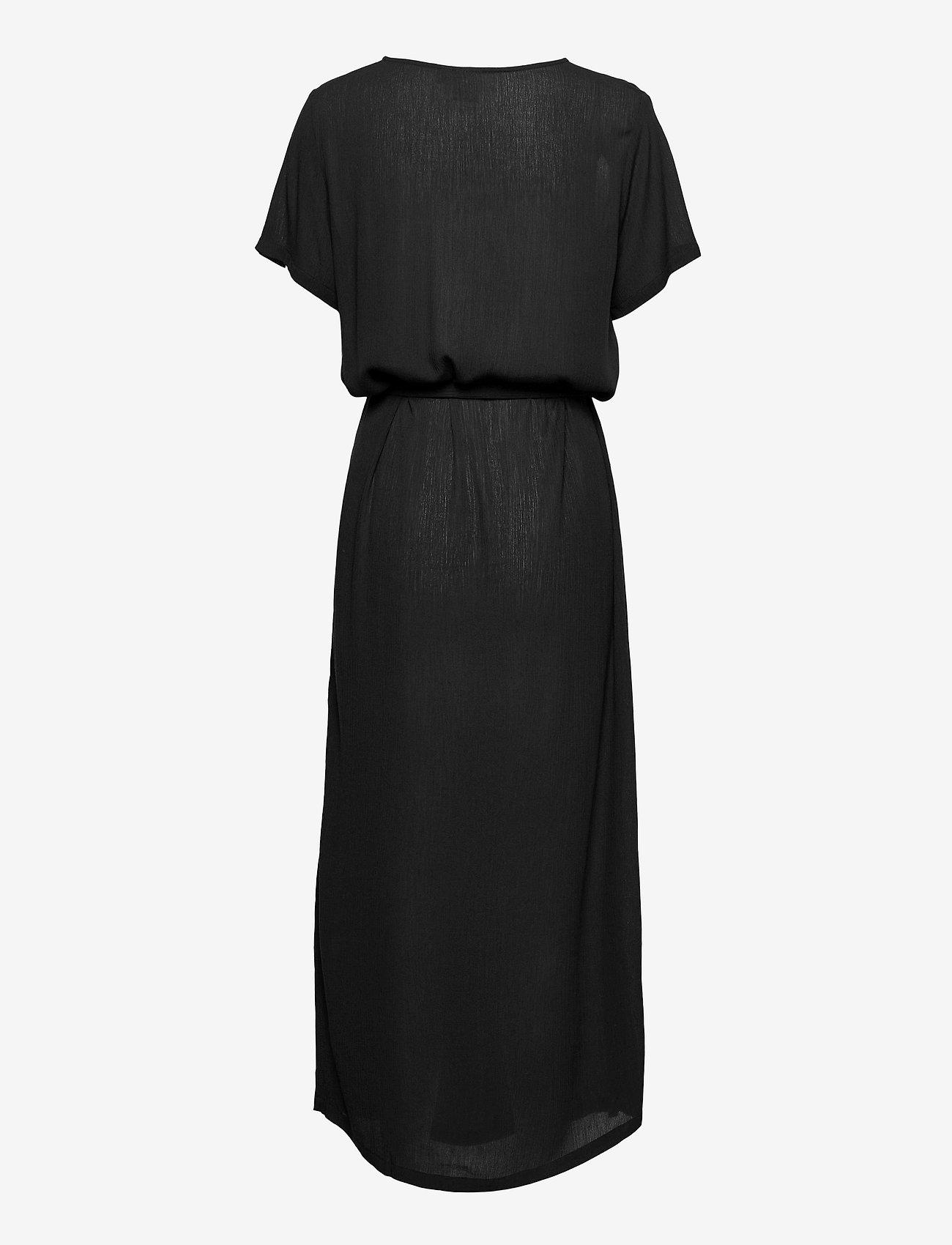ICHI - IHMARRAKECH SO DR4 - maxi dresses - black - 1