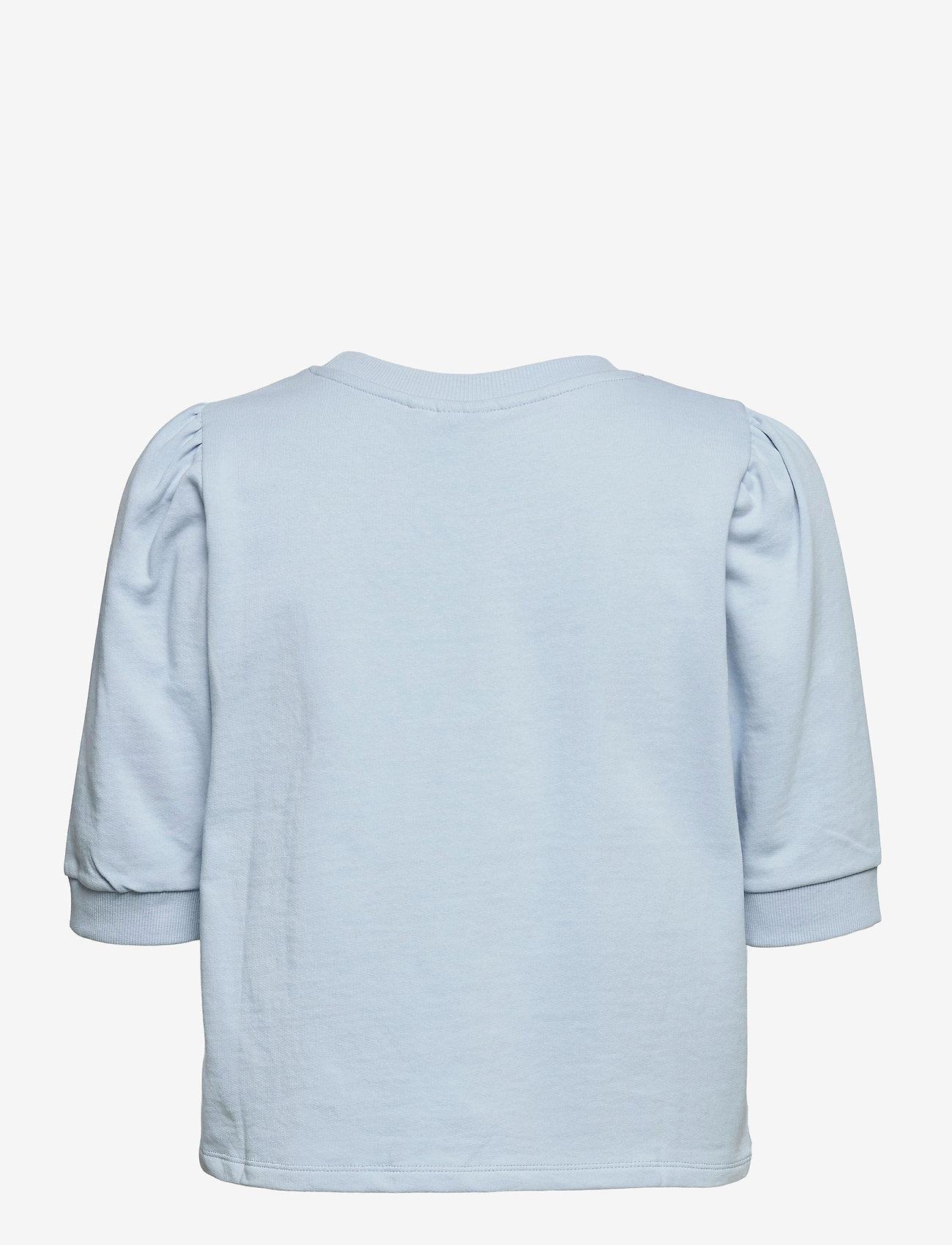 ICHI - IHYARLET SW - sweatshirts - cashmere blue - 1