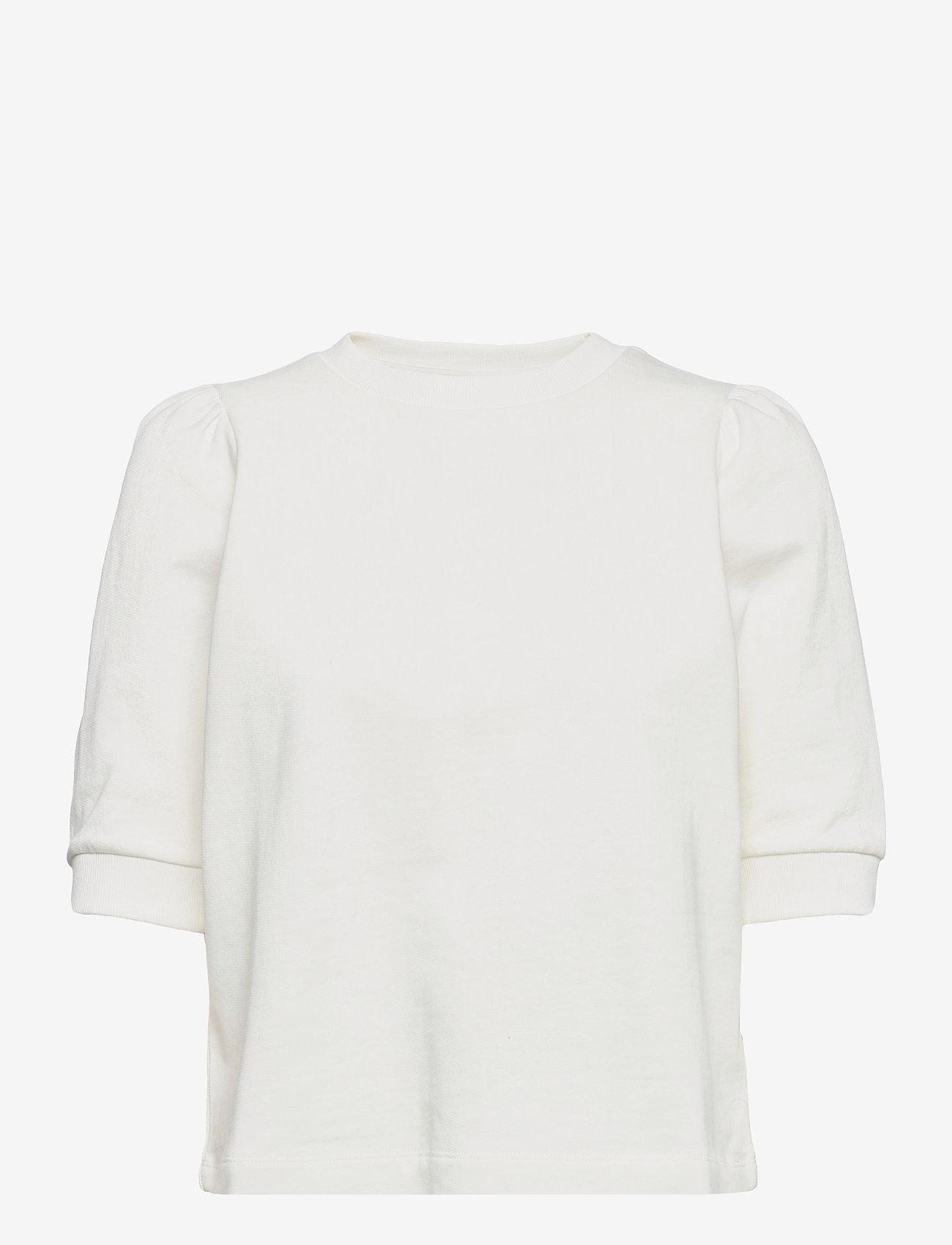 ICHI - IHYARLET SW - sweatshirts - cloud dancer - 0