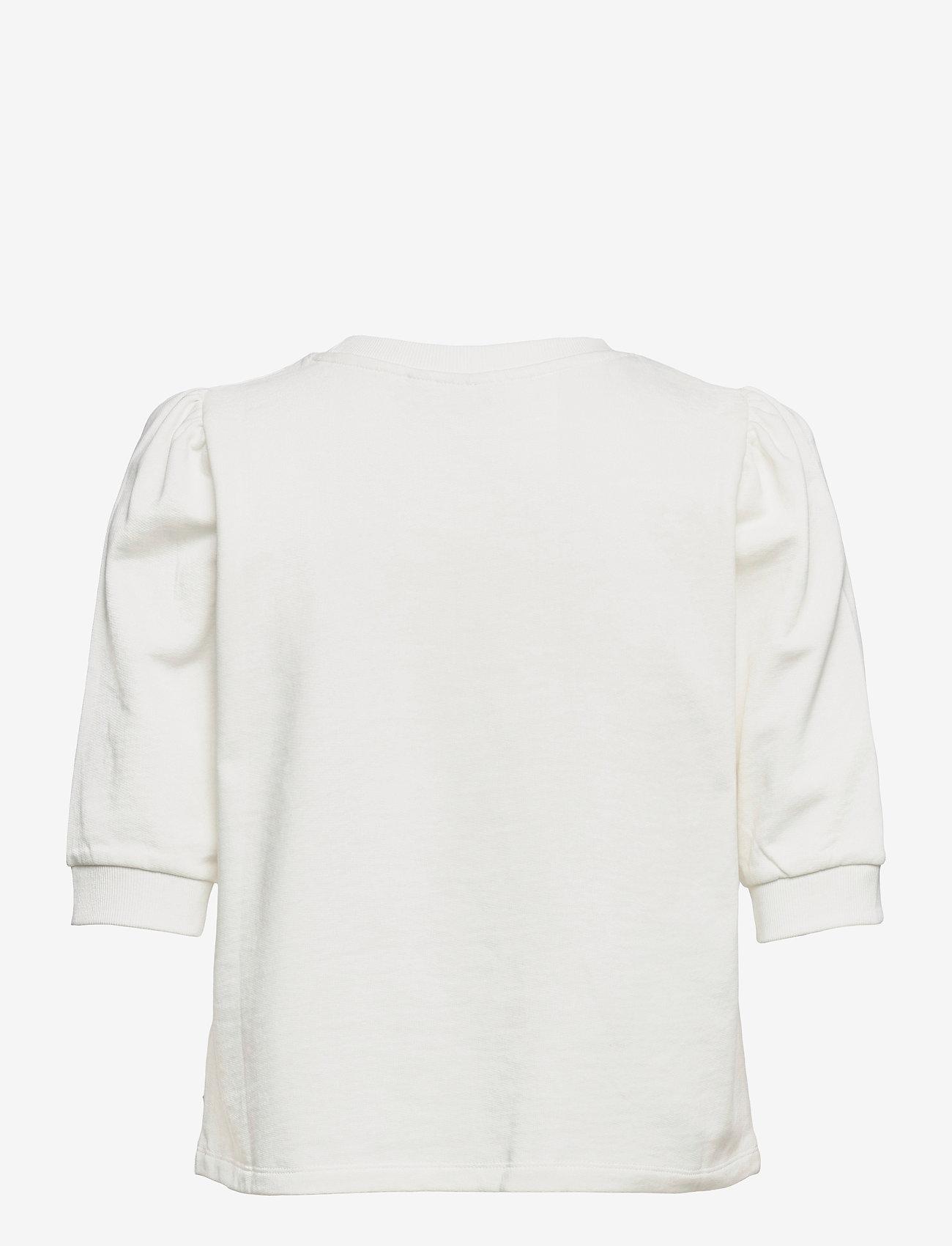 ICHI - IHYARLET SW - sweatshirts - cloud dancer - 1