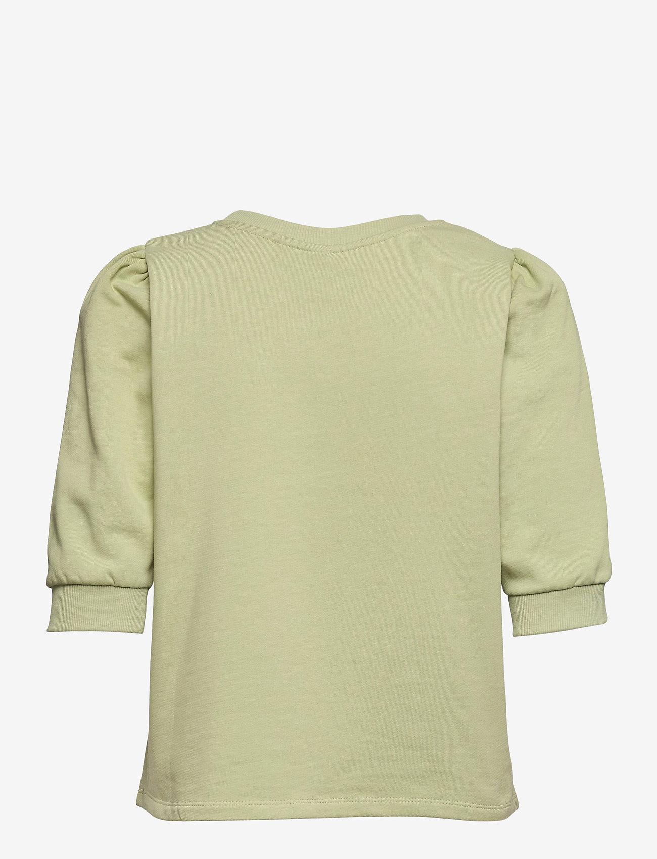 ICHI - IHYARLET SW - sweatshirts - swamp - 1