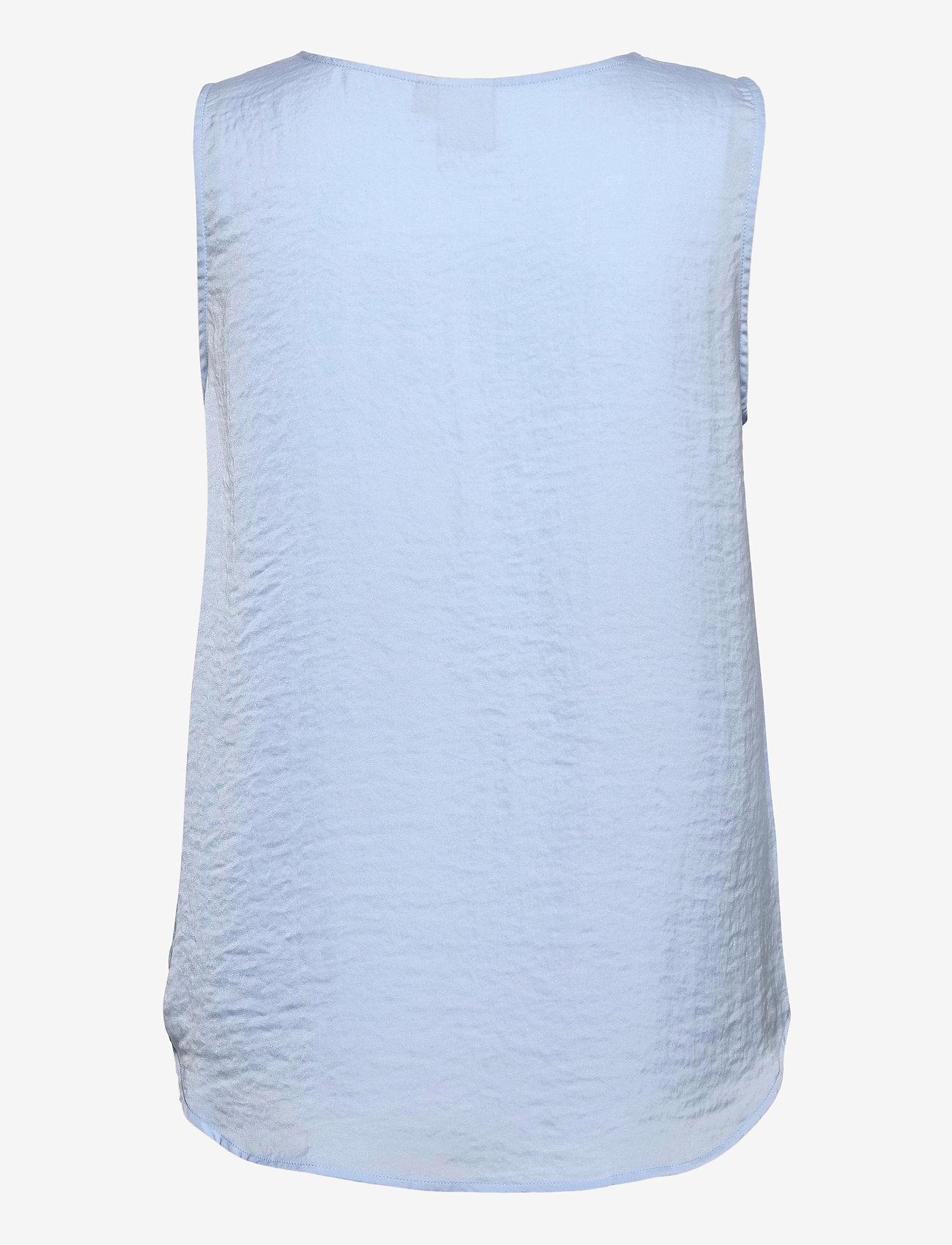 ICHI - IHCRISSY TO2 - sleeveless blouses - cashmere blue - 1