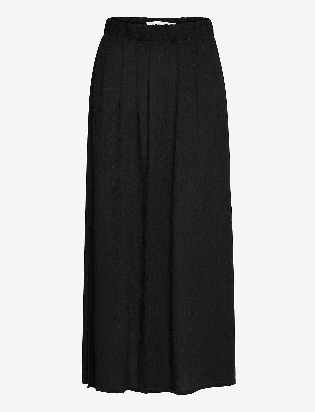 ICHI - IHMARRAKECH SO SK3 - midi skirts - black - 0