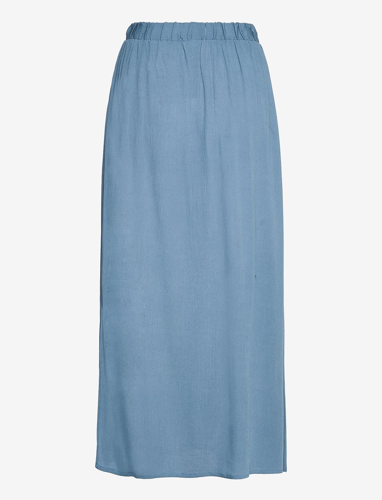 ICHI - IHMARRAKECH SO SK3 - midi skirts - coronet blue - 1