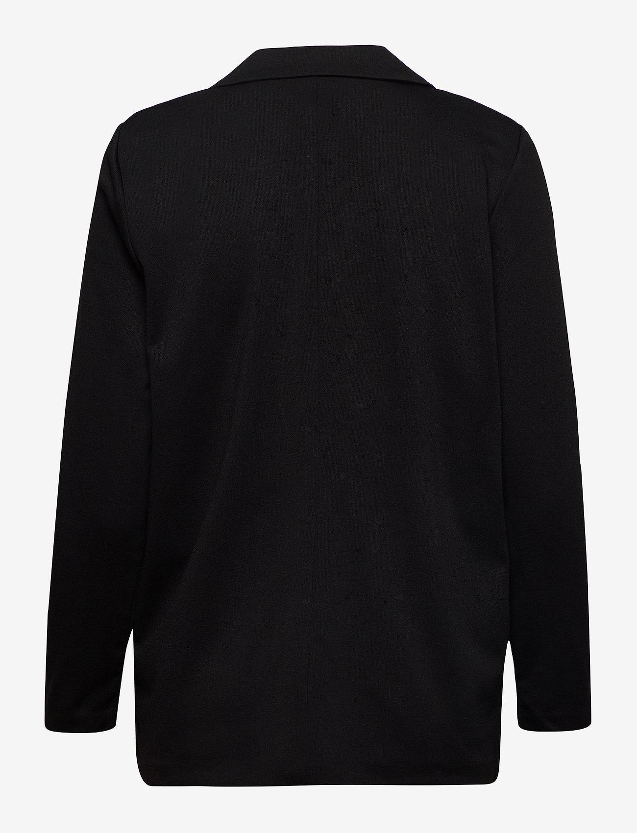ICHI - IHKATE LONG BL2 - oversize blazers - black - 1