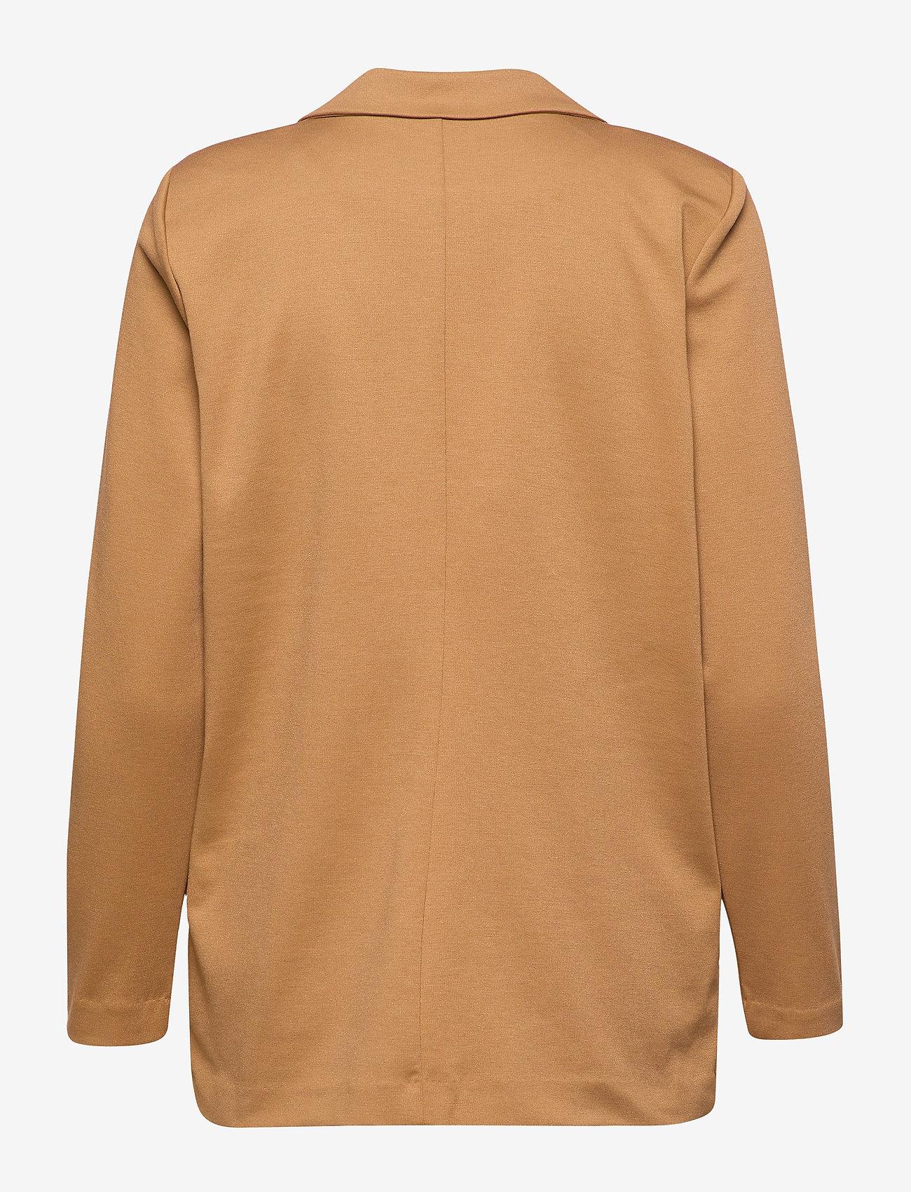 ICHI - IHKATE LONG BL2 - oversize blazers - thrunsh - 1