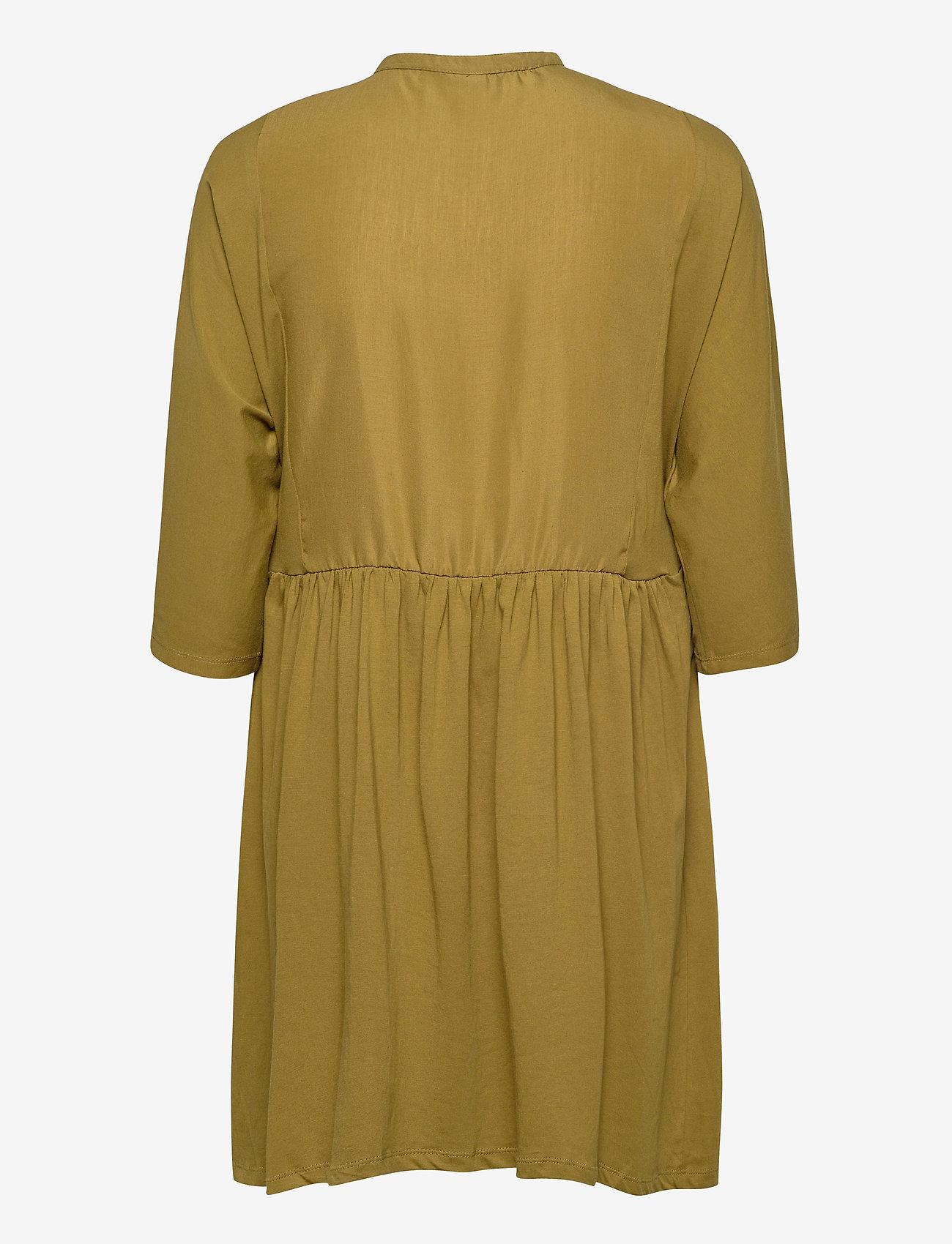 ICHI - IHTANYA DR - everyday dresses - fir green - 1