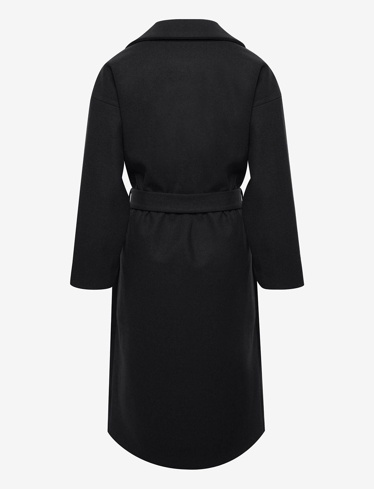 ICHI - IHJANNET JA2 - wool coats - black - 1