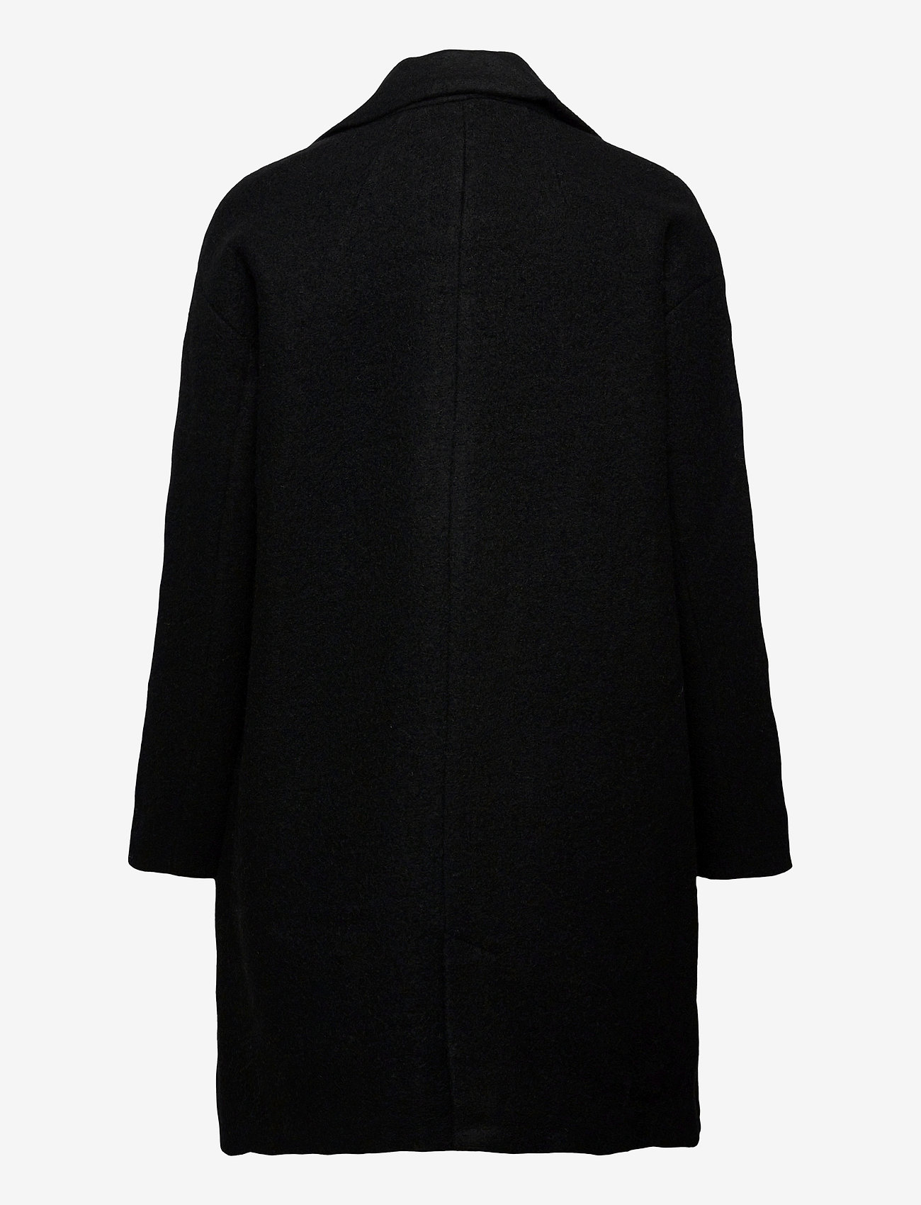 ICHI - IHHENRIKA JA - wool coats - black - 1