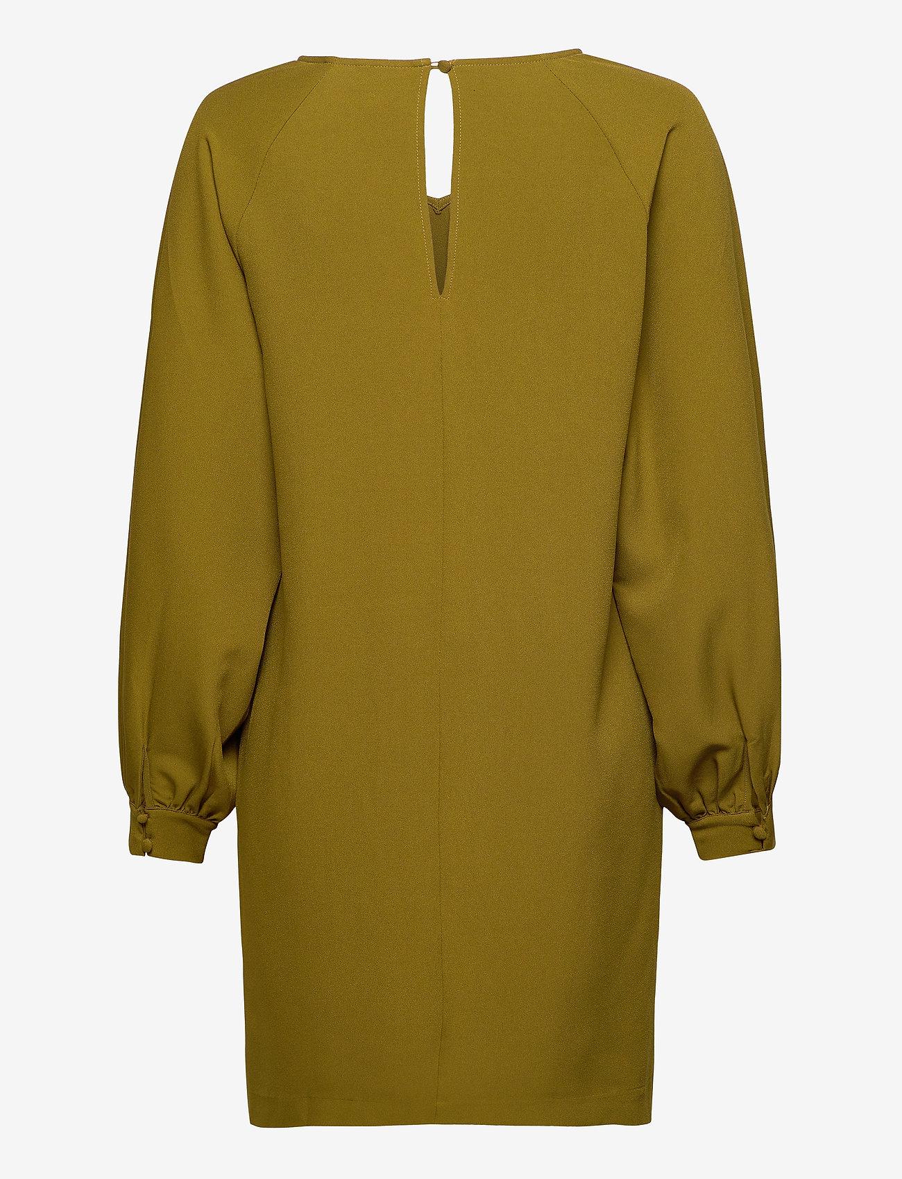 ICHI - IHBANNE DR3 - midi dresses - fir green - 1