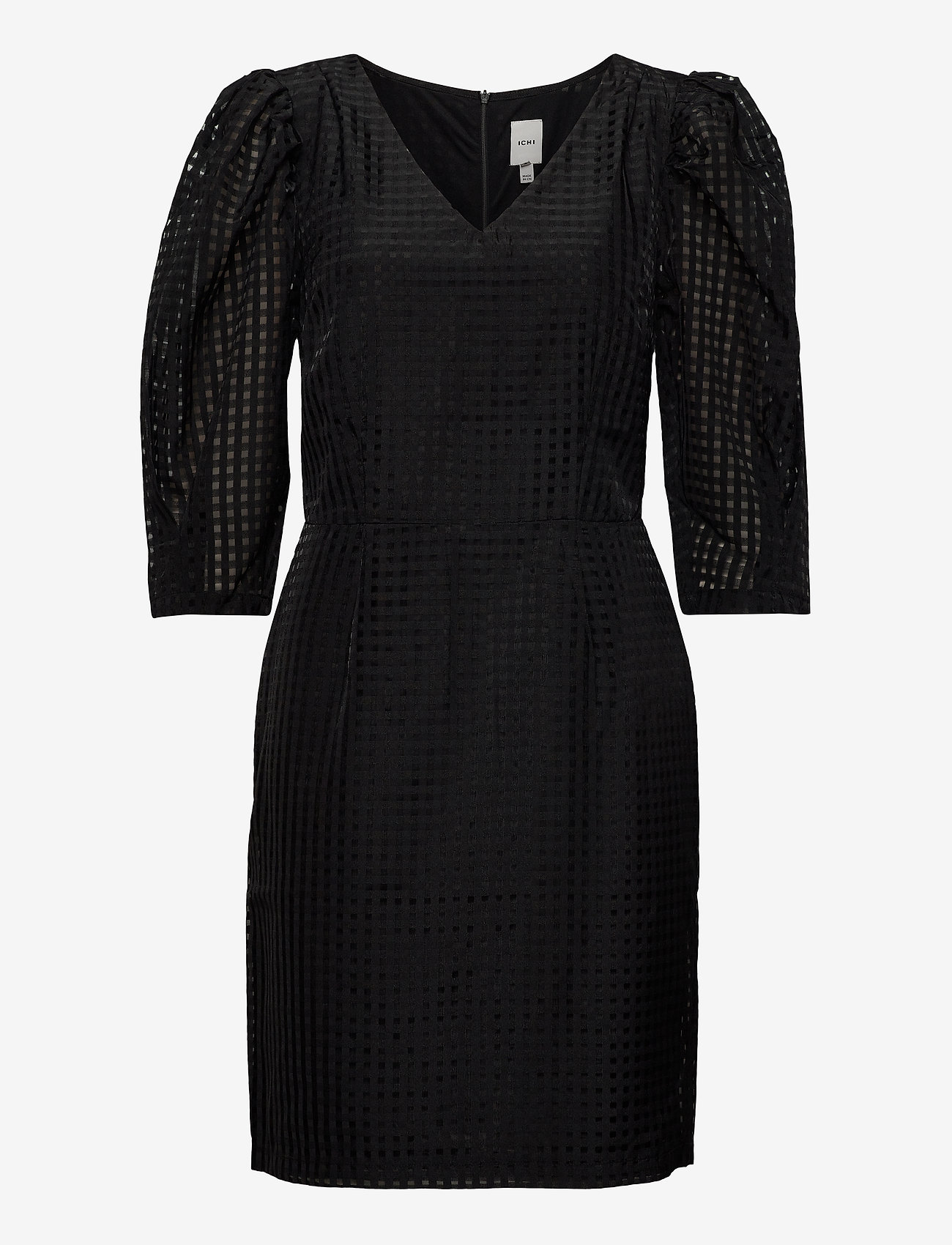 ICHI - IHKAY DR - short dresses - black - 0
