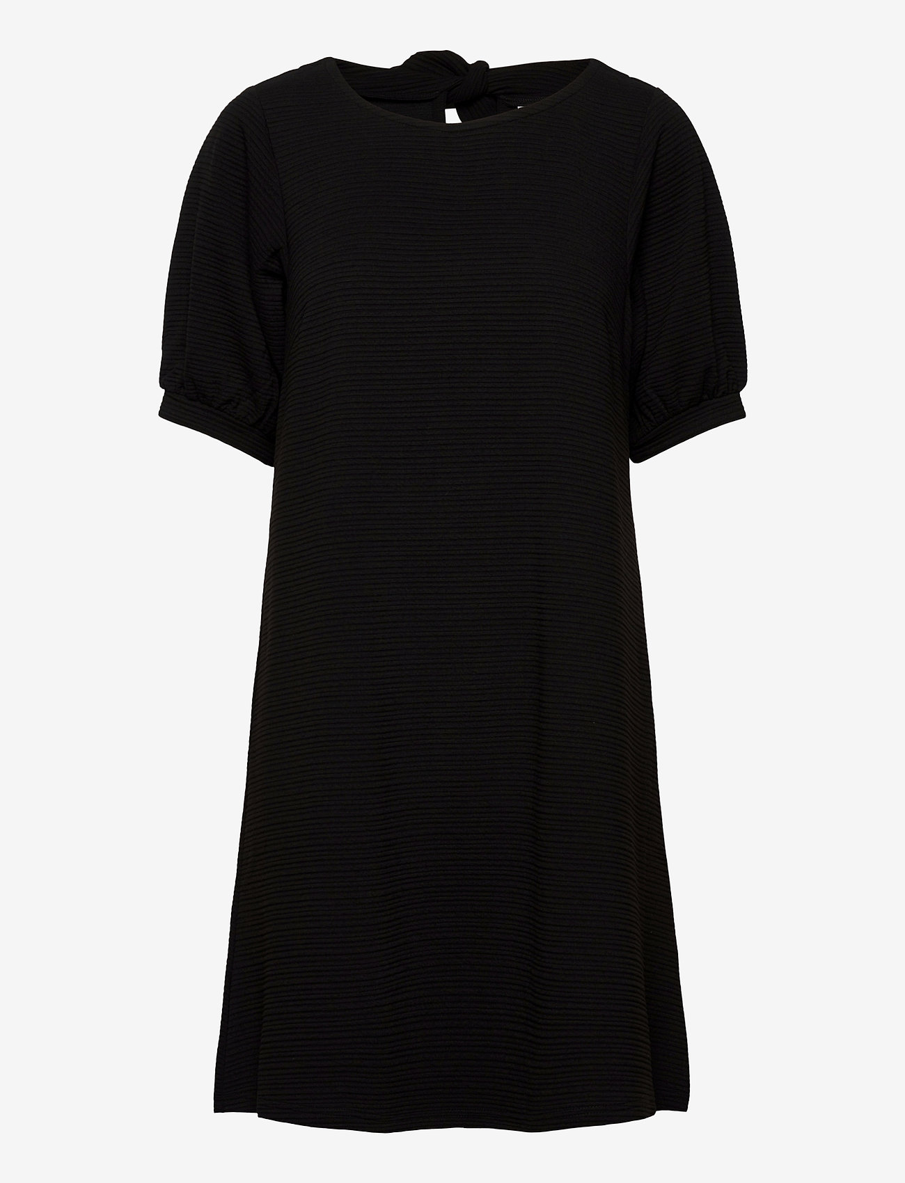 ICHI - IHKATE RIB DR - everyday dresses - black - 0