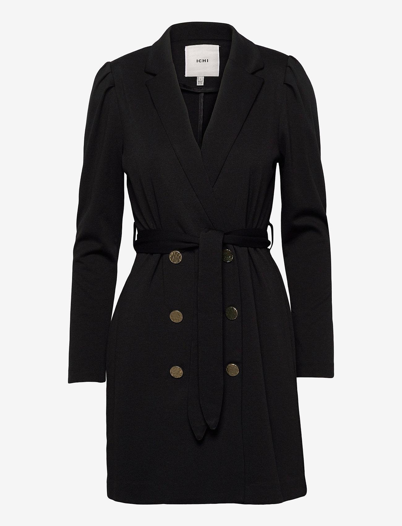 ICHI - IHKATE TREND DR7 - short dresses - black - 0