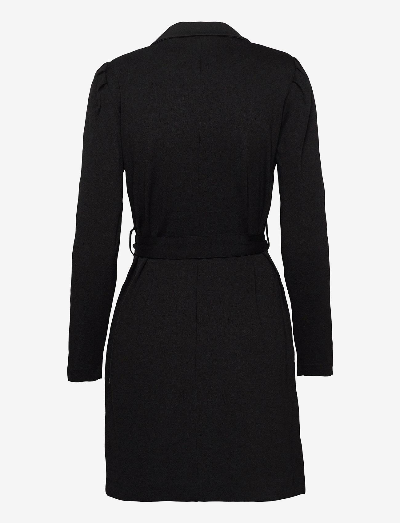 ICHI - IHKATE TREND DR7 - short dresses - black - 1