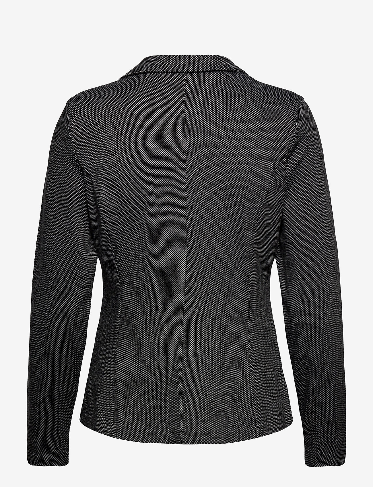 ICHI - IHKATE JACQUARD BL - getailleerde blazers - black - 1