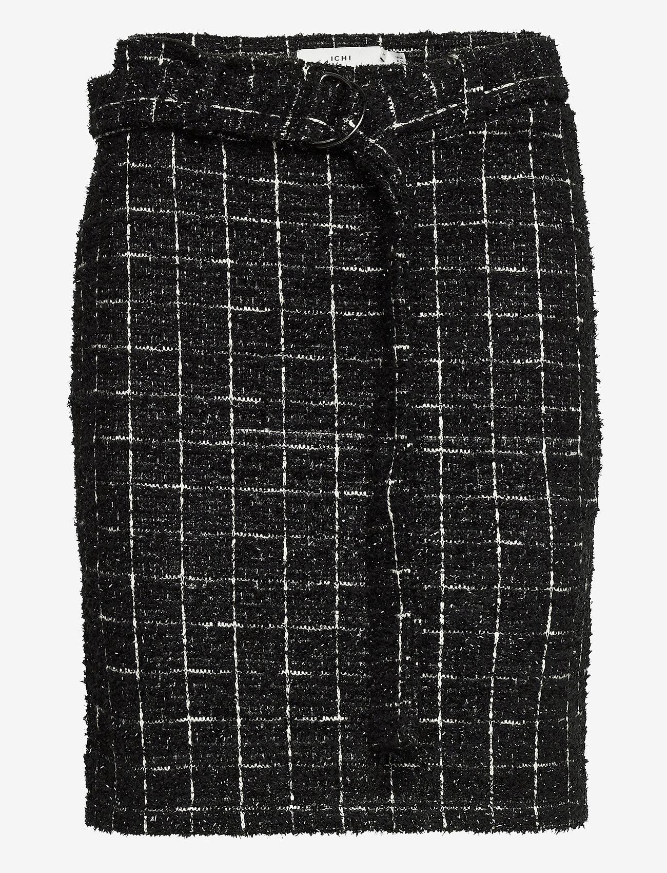 ICHI - IHZANEL SK - pencil skirts - black - 0