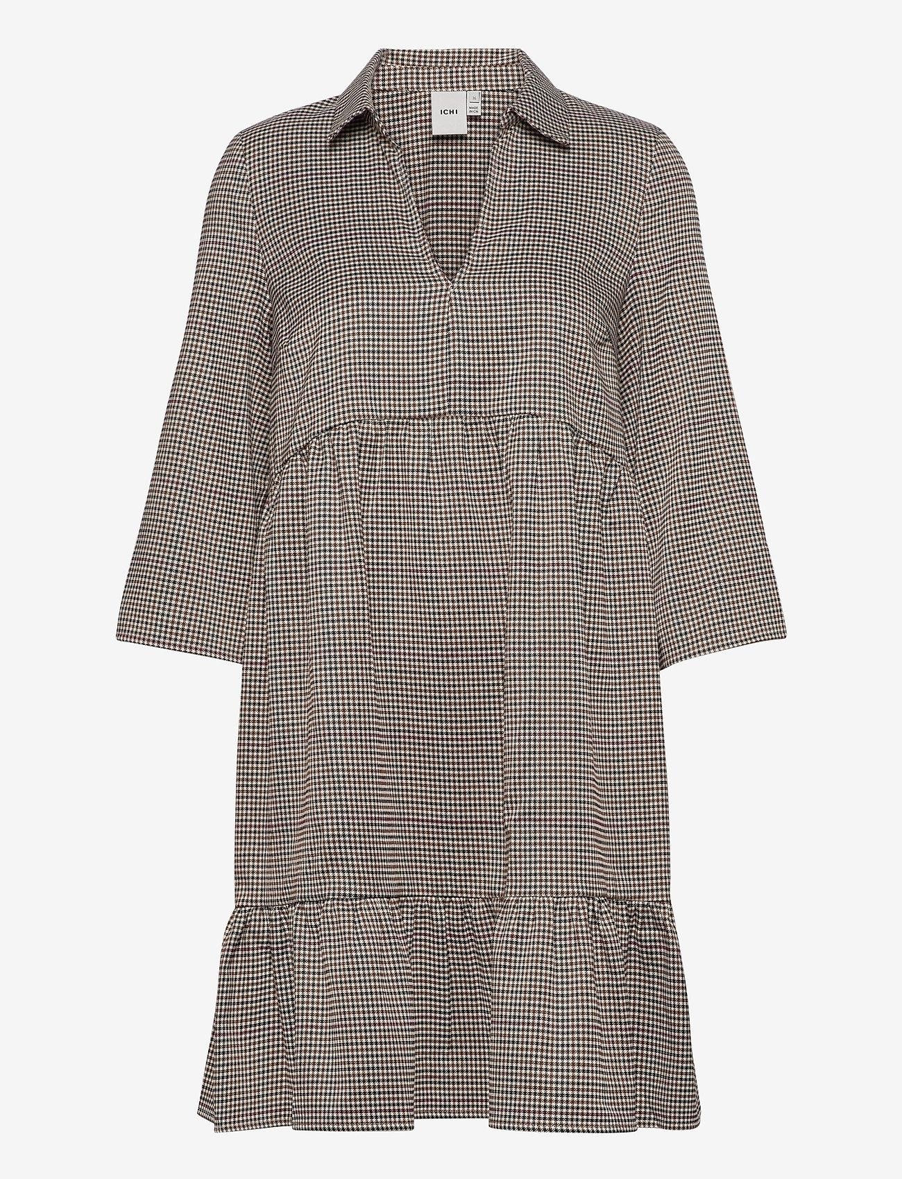 ICHI - IHFELICIAN DR - everyday dresses - tapioca - 0