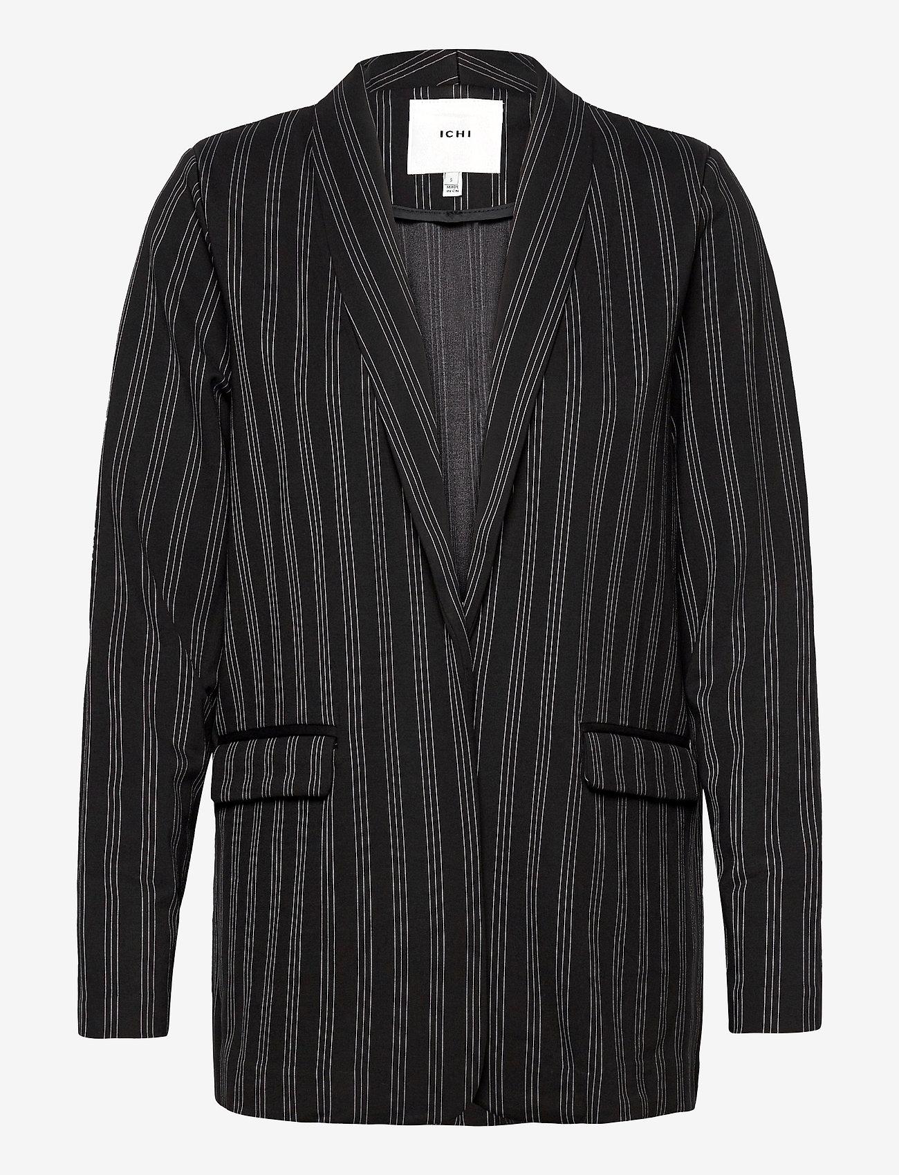 ICHI - IHRUTI BL 6 - oversize blazers - black - 0