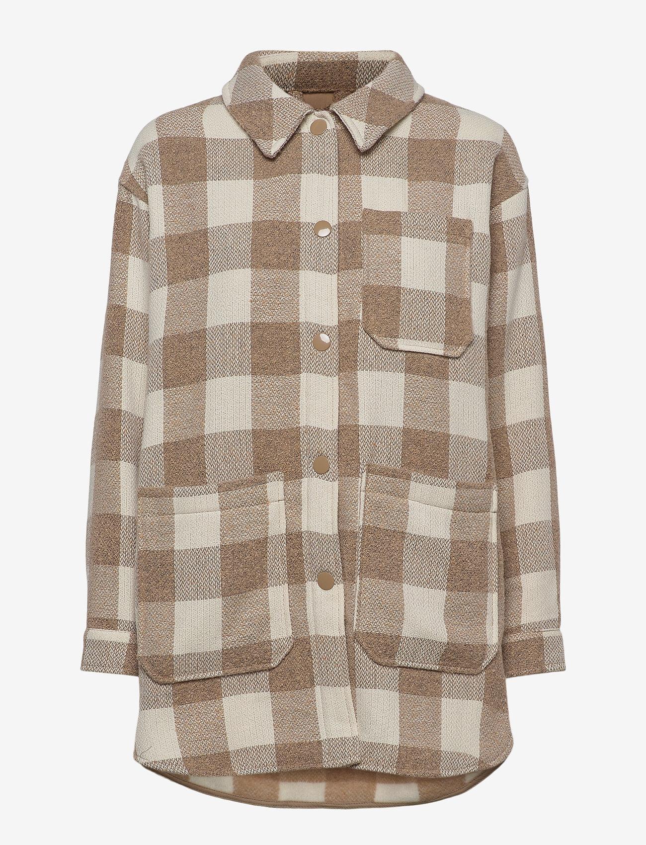 ICHI - IHHANNY JA - overshirts - natural - 0