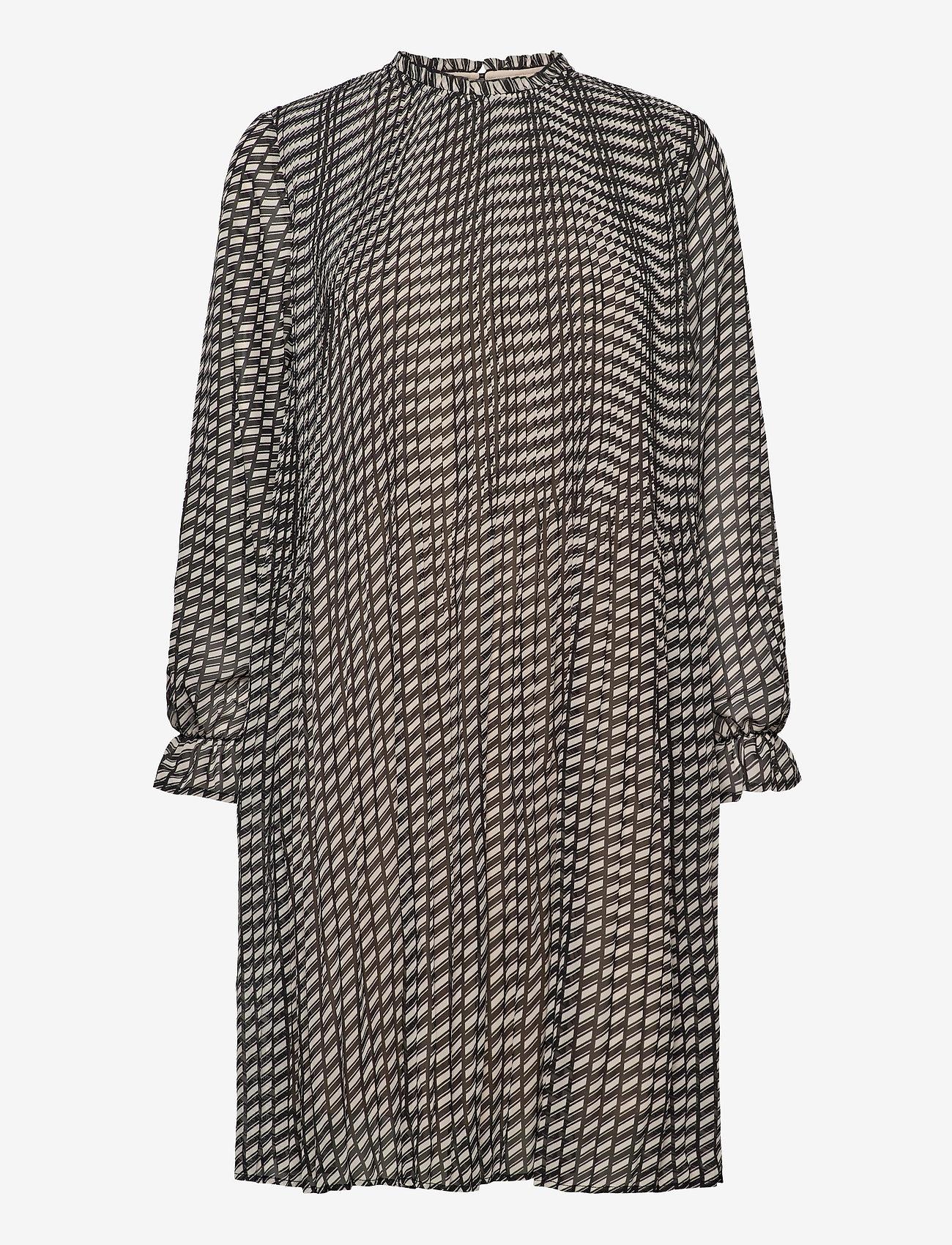 ICHI - IHNALLY DR2 - everyday dresses - tapioca - 1
