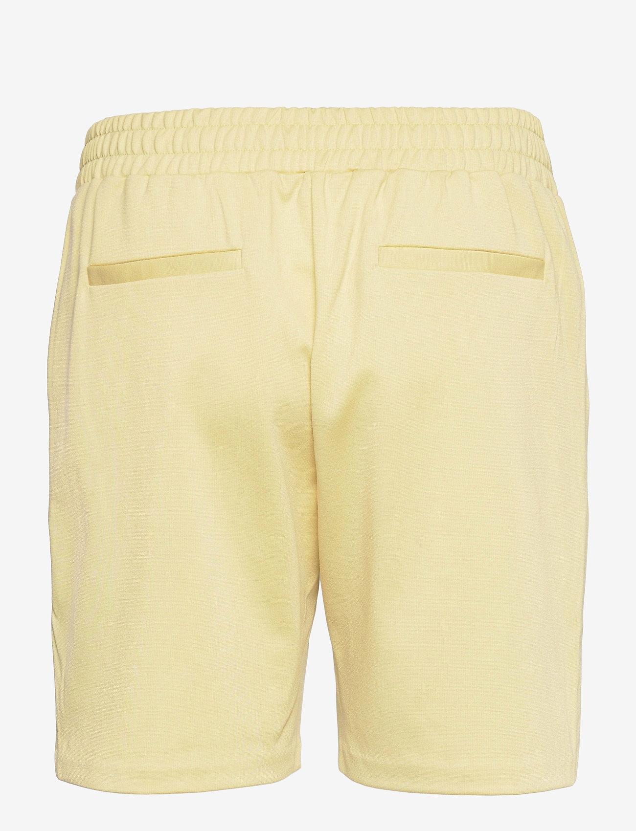 ICHI - IHKATE SHO3 - chino shorts - golden mist - 1