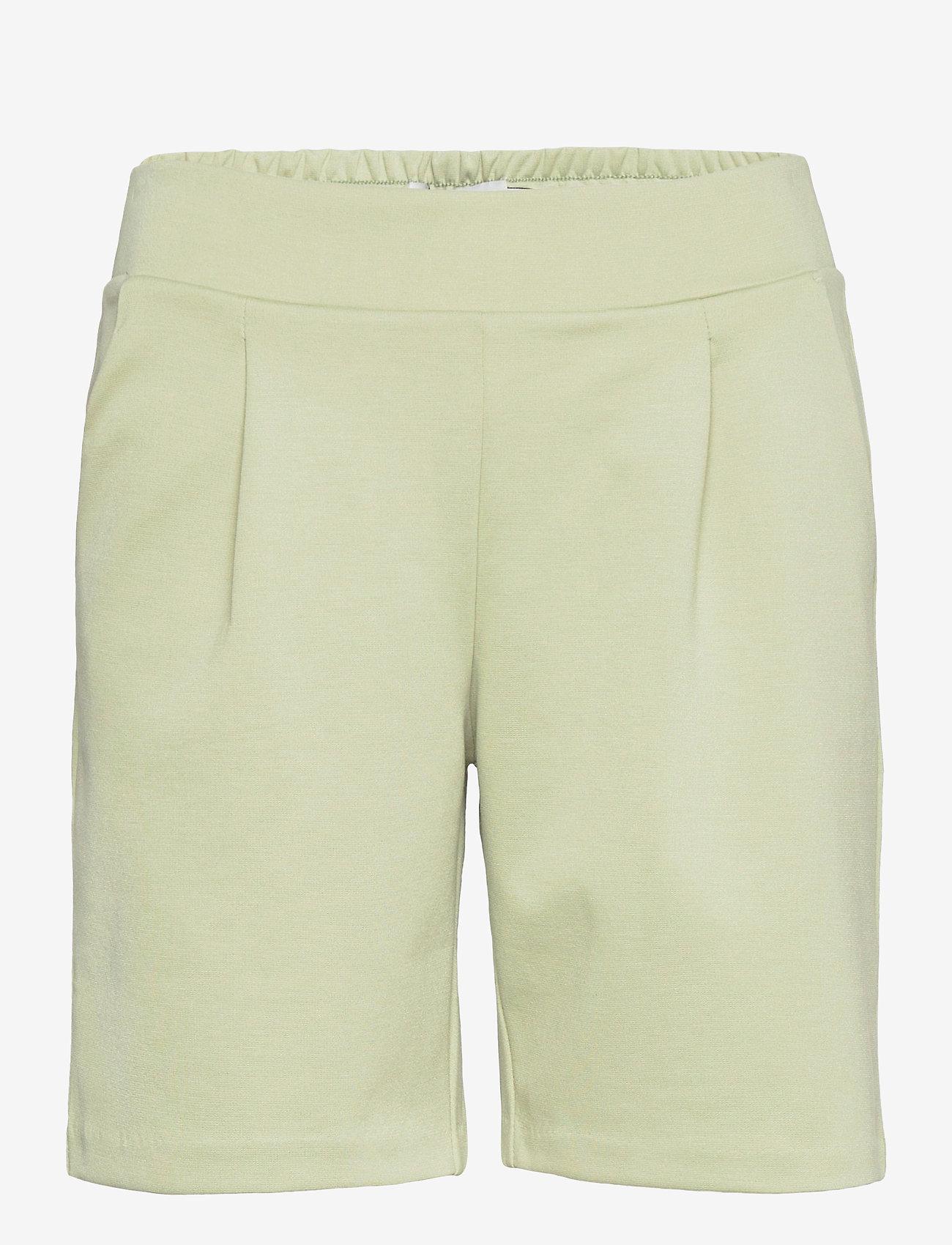 ICHI - IHKATE SHO3 - chino shorts - swamp - 0