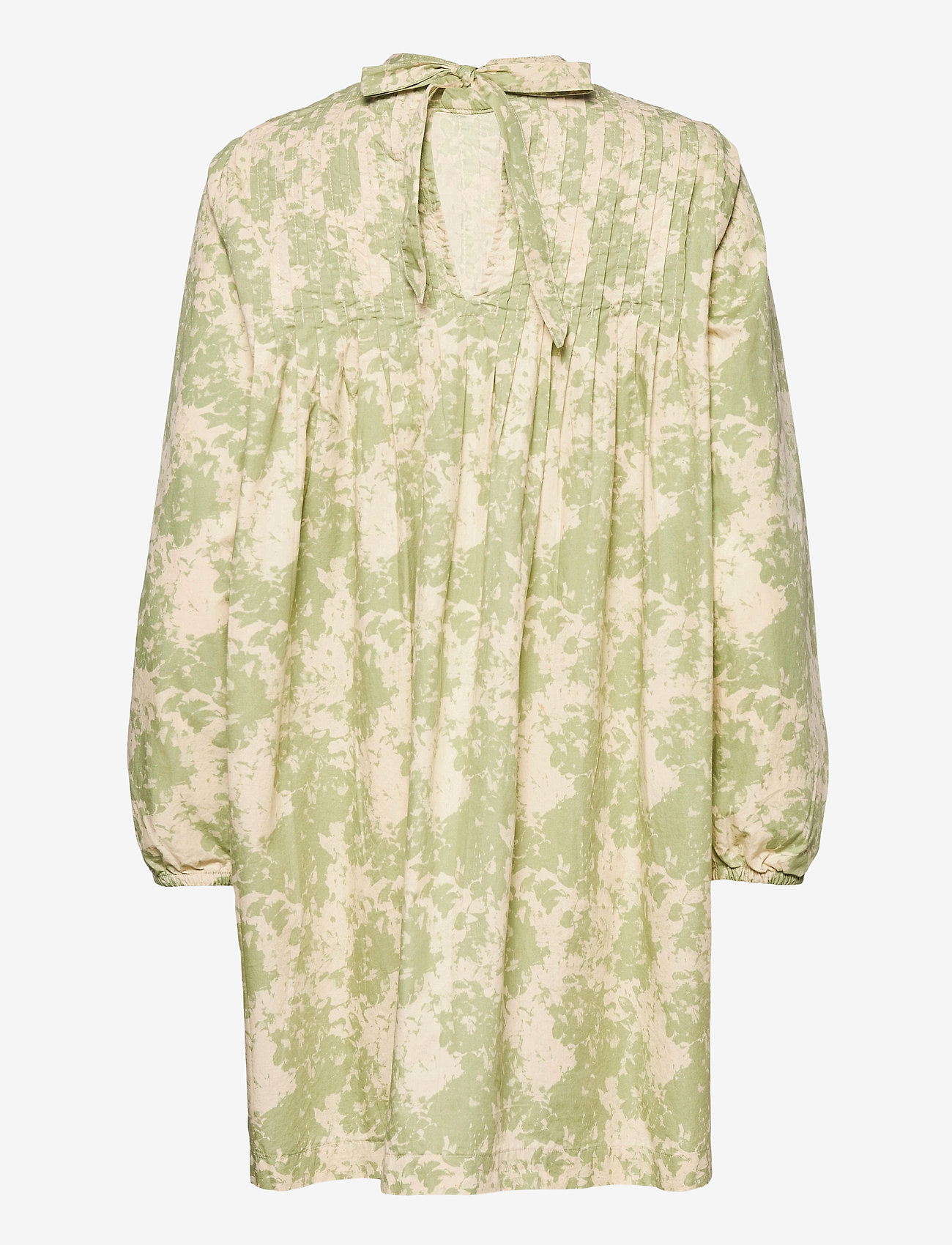 ICHI - IHYULIANA DR - summer dresses - swamp - 1