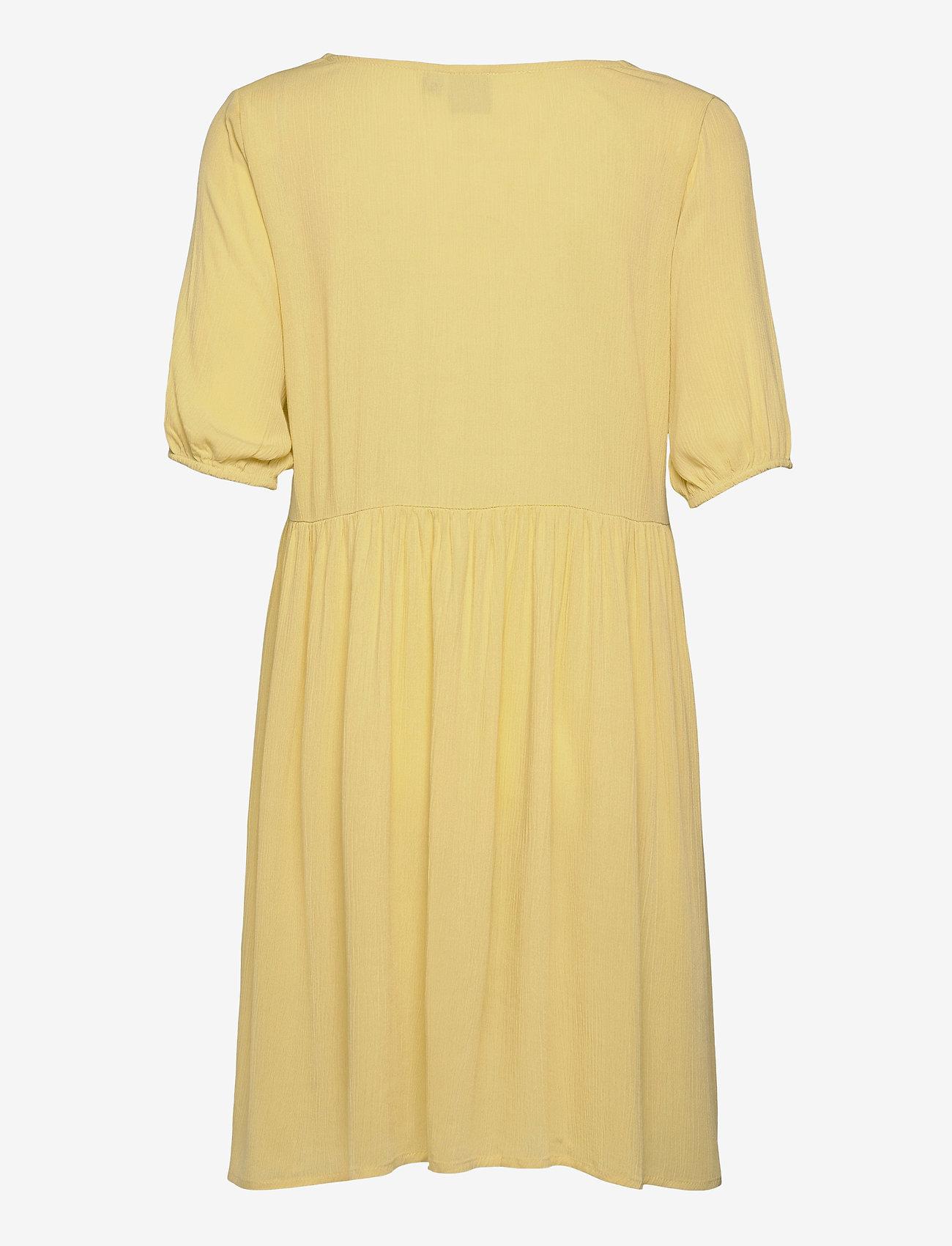 ICHI - IHMARRAKECH SO DR7 - summer dresses - golden mist - 1
