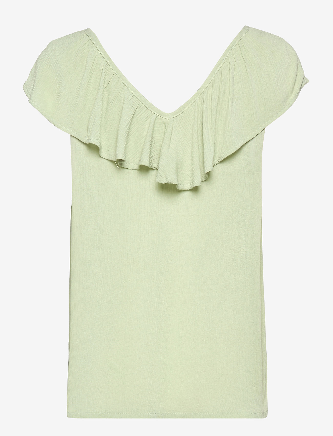 ICHI - IHMARRAKECH SO TO3 - short-sleeved blouses - swamp - 1