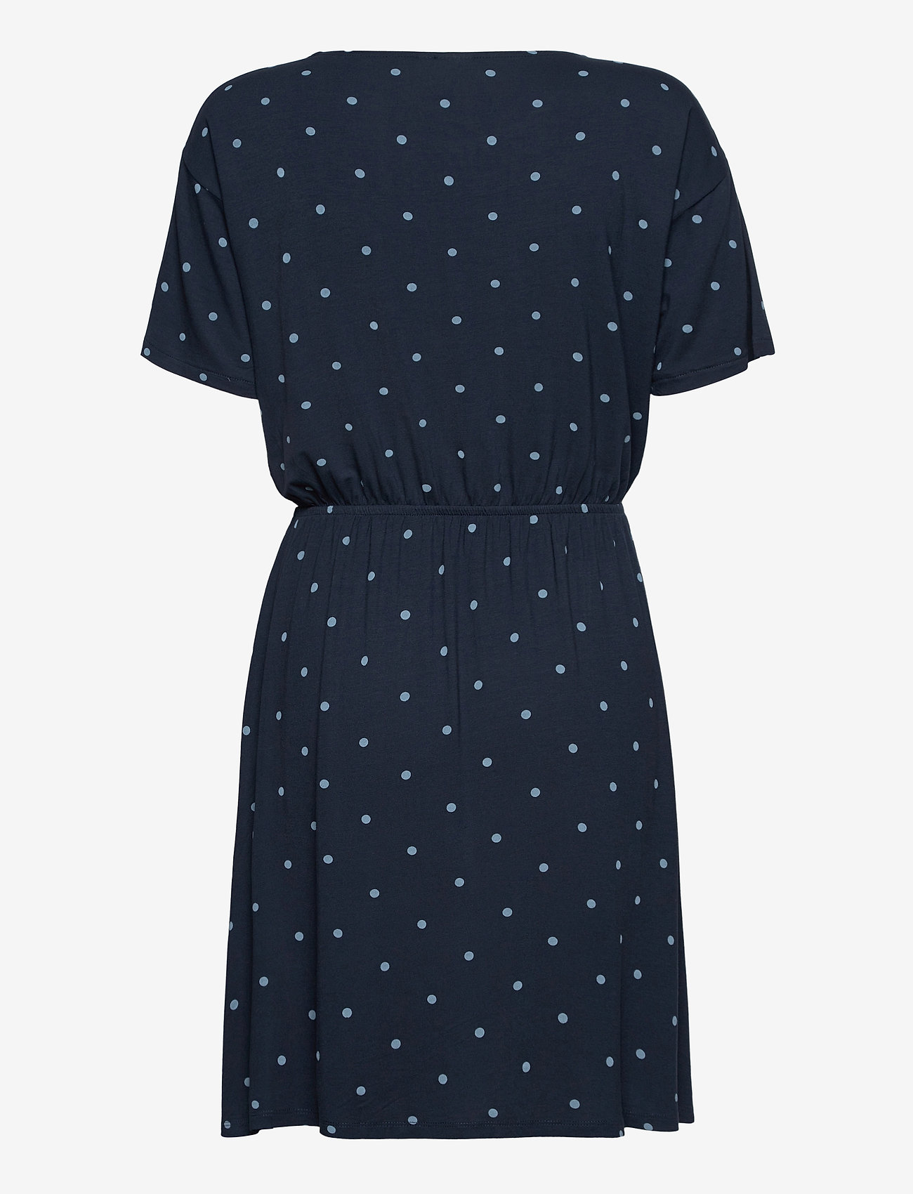 ICHI - IHLISA DR12 - summer dresses - total eclipse - 1