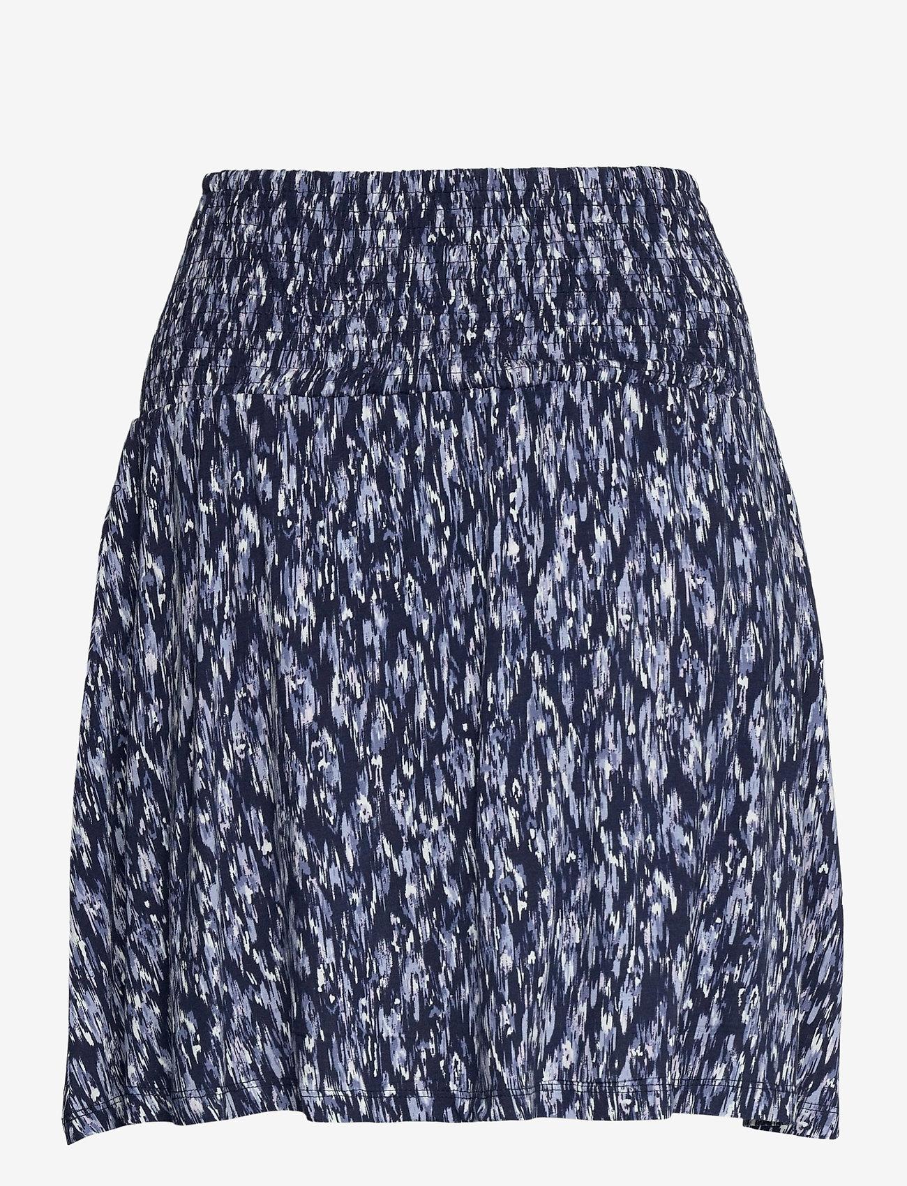 ICHI - IHLISA SK6 - short skirts - cashmere blue - 1