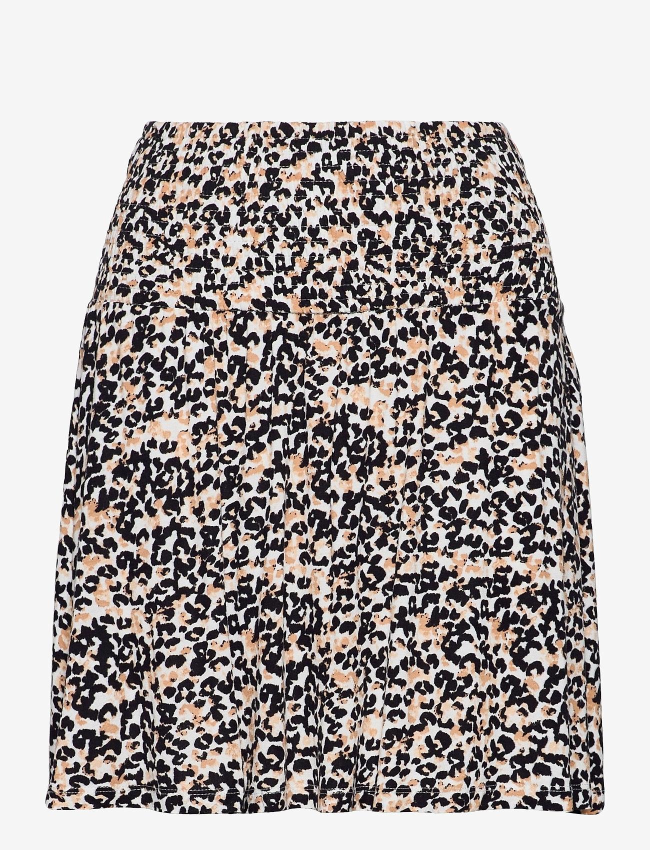 ICHI - IHLISA SK6 - short skirts - tan - 0