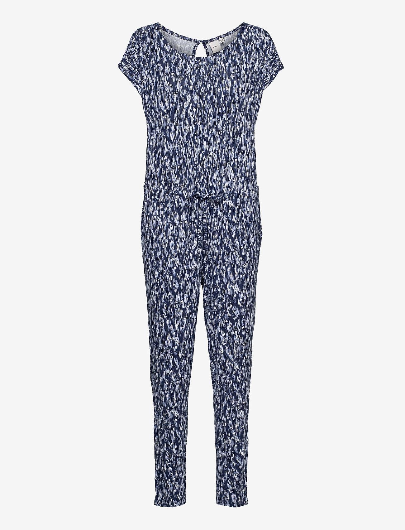 ICHI - IHLISA JS2 - clothing - cashmere blue - 0