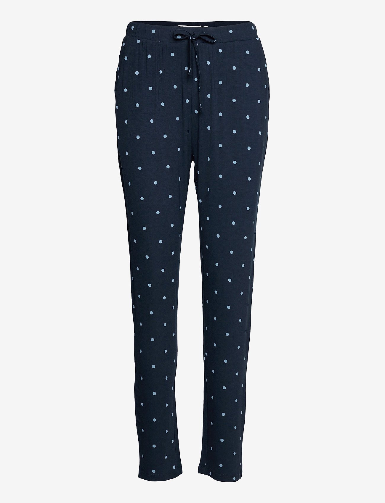 ICHI - IHLISA PA7 - casual trousers - total eclipse - 0