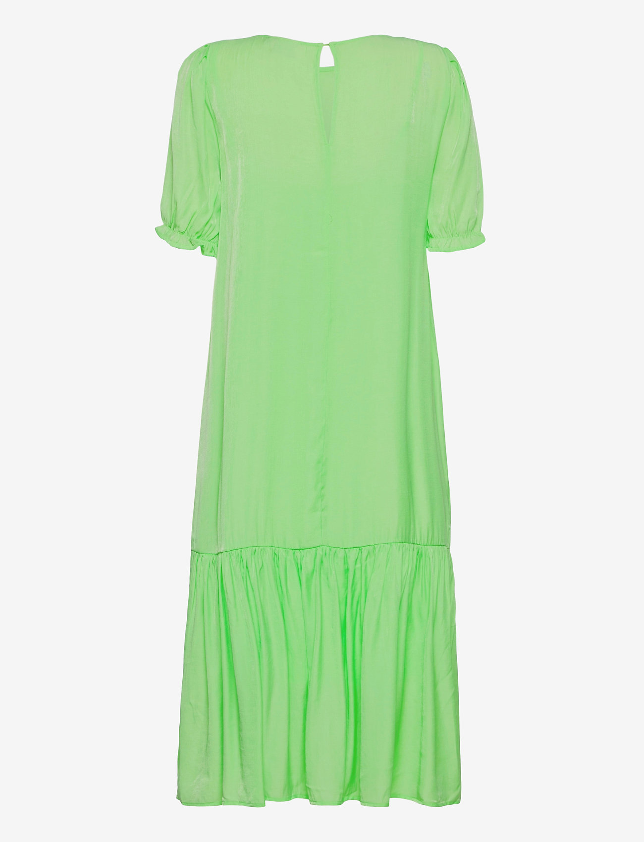 ICHI - IHEDINA DR - summer dresses - paradise green - 1
