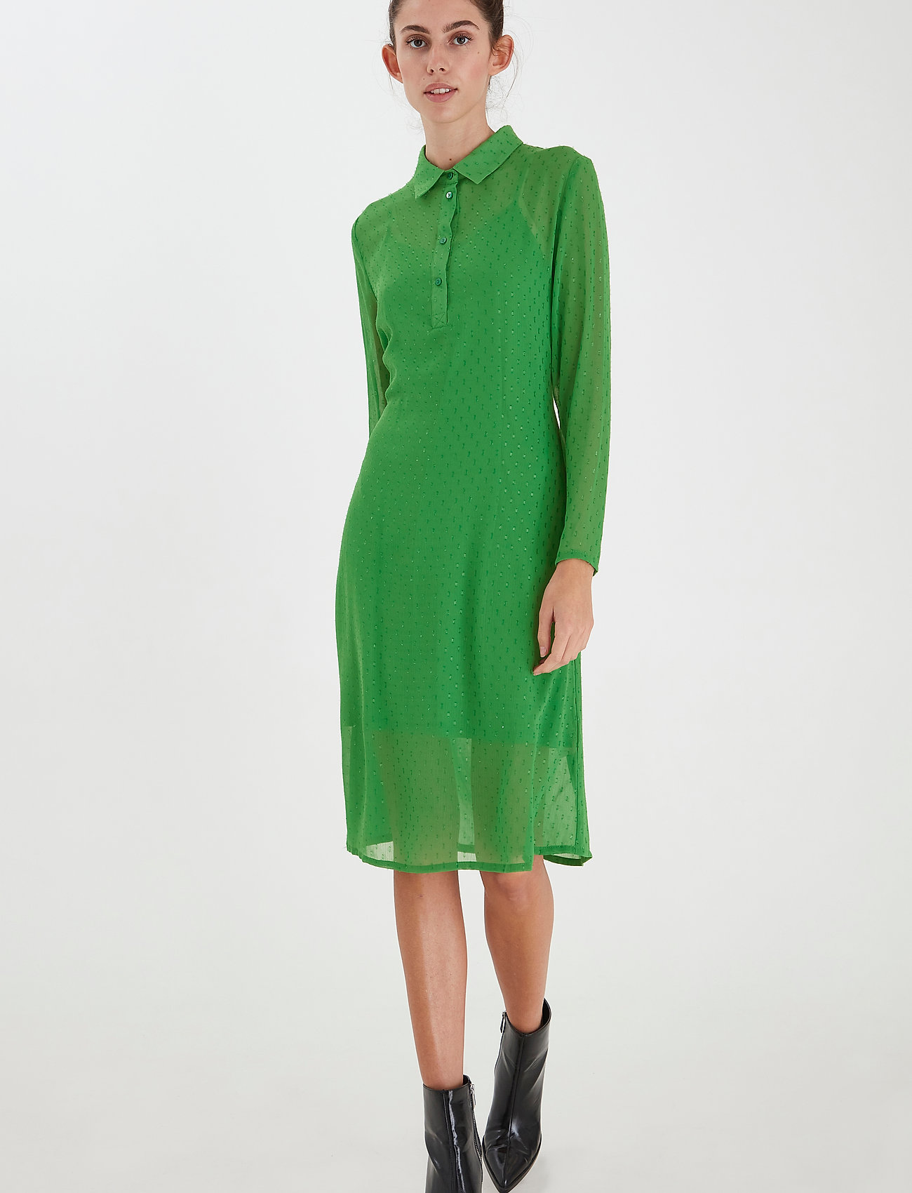 ICHI - IHCOMONA DR - everyday dresses - amazon - 0
