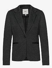 ICHI - IHKATE BL - casual blazers - dark grey melange - 0