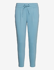 ICHI - IHKATE PA CROPPED - casual trousers - delphinium blue - 0