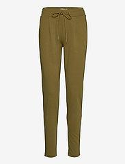 ICHI - IHKATE PA2 - slim fit trousers - fir green - 0