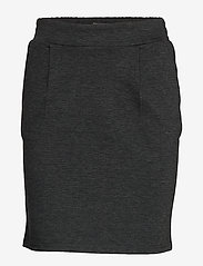 ICHI - IHKATE SK - short skirts - dark grey melange - 0