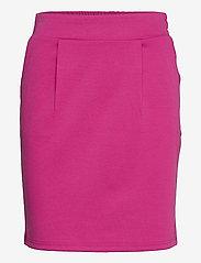 ICHI - IHKATE SK - short skirts - fuchsia red - 0