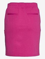 ICHI - IHKATE SK - short skirts - fuchsia red - 1