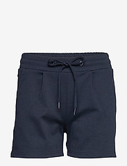 ICHI - KATE SHO - casual shorts - total eclipse (solid) - 0