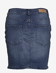 ICHI - IHTWIGGY SK - denim skirts - medium blue - 1