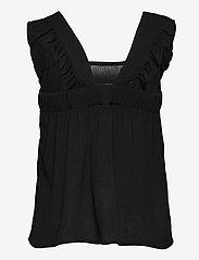 ICHI - IHMARRAKECH SO TO2 - sleeveless blouses - black - 1