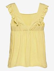 ICHI - IHMARRAKECH SO TO2 - sleeveless blouses - golden mist - 1