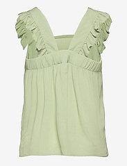 ICHI - IHMARRAKECH SO TO2 - sleeveless blouses - swamp - 1
