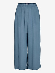 ICHI - IHMARRAKECH SO PA - casual trousers - coronet blue - 0