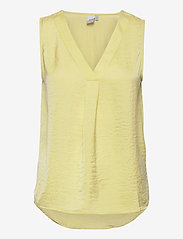 ICHI - IHCRISSY TO2 - sleeveless blouses - golden mist - 0